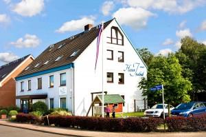 Bild: Appartement 1 Haus Isabel an der Nordsee Büsum