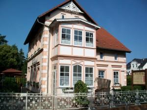 "Bild: Wintergartenzimmer *** / Pension ""Villa Erika"" *Seebad Lubmin *Ostsee"