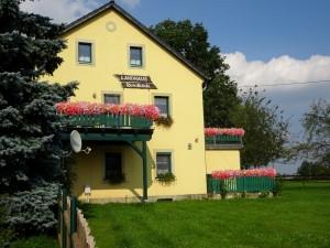 Bild Landhaus Rundblick im Elbsandsteingebirge + Panoramablick