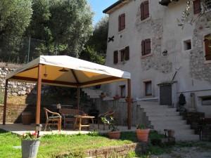 Bild: Gardasee Casa Silvia in Albisano für 4 Personen
