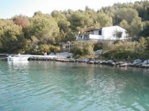 Bild: Telascica Bucht- Haus in absolute Alleinlage