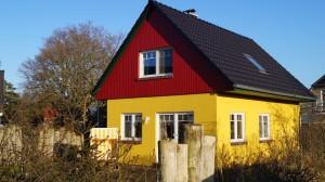 Bild: Ferienhaus Kiek Över mit Sauna und Kamin in Prerow