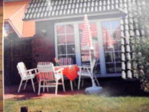 Bild: Haus Lipperose ruhige Doppelhaushälfte in Greetsiel