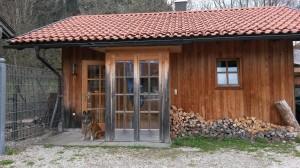 """Bild: Ferienhaus """"Häusl"""" in Pfronten im Allgäu"""