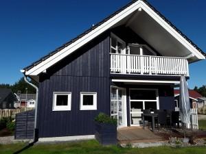 Bild: Ferienhaus Windrose II am Ostseestrand von Schönberg-Kalifornien