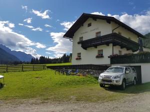 Ferienhaus-Sonnblick nahe an der italienischen Grenze